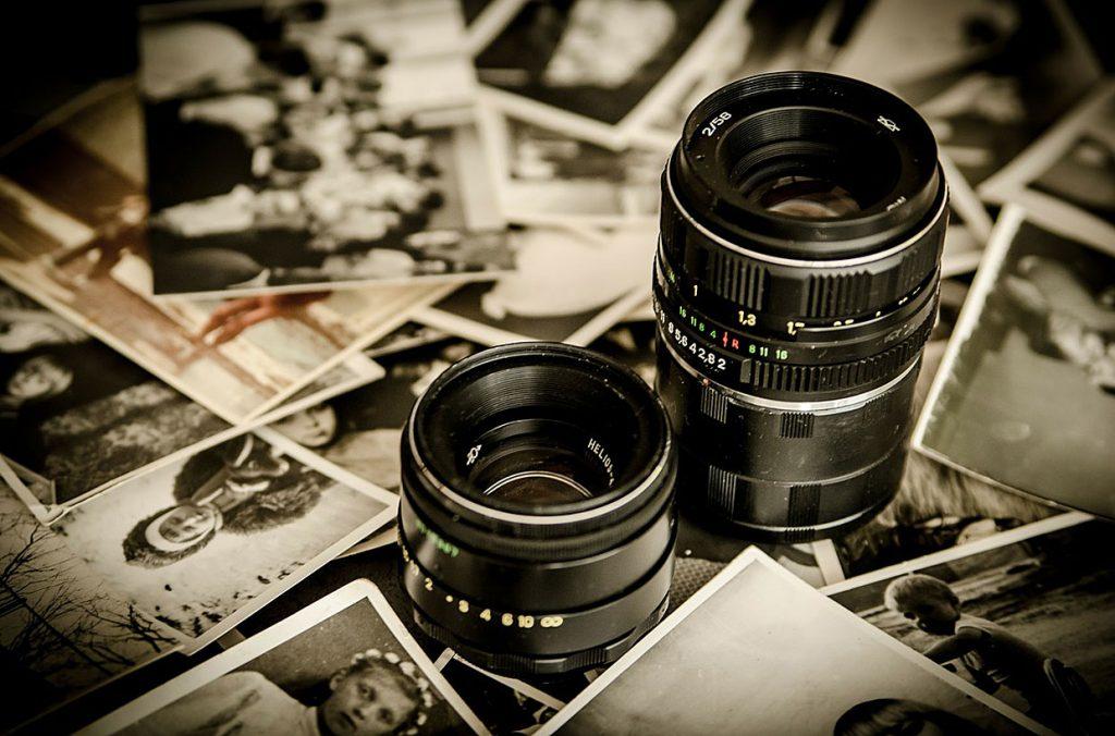 3. Fotos und Bücher lagern, ohne dass sie sich aufwellen