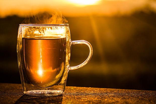 3. Tees hell und luftig aufbewahren