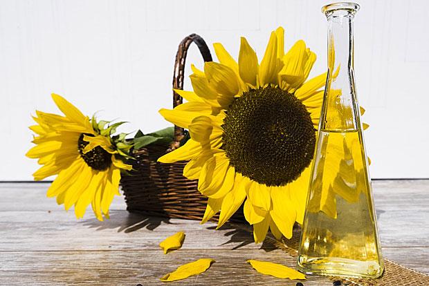 3. Vitamin E hilft bei Erkältungen ebenfalls. Es ist in vielen Ölen enthalten