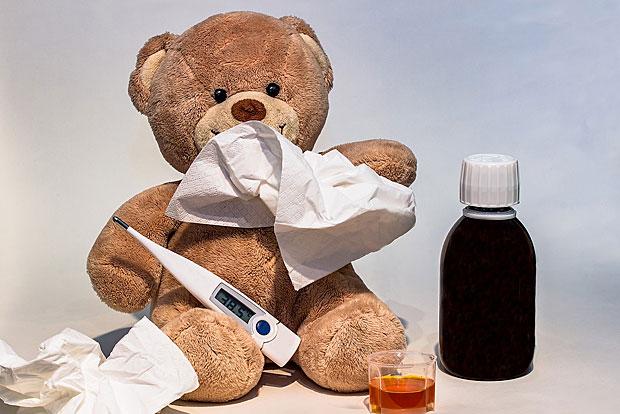 8. Auch Inhalationen mit Salzwasser, Kräutern und Inhalationsölen sind hilfreich