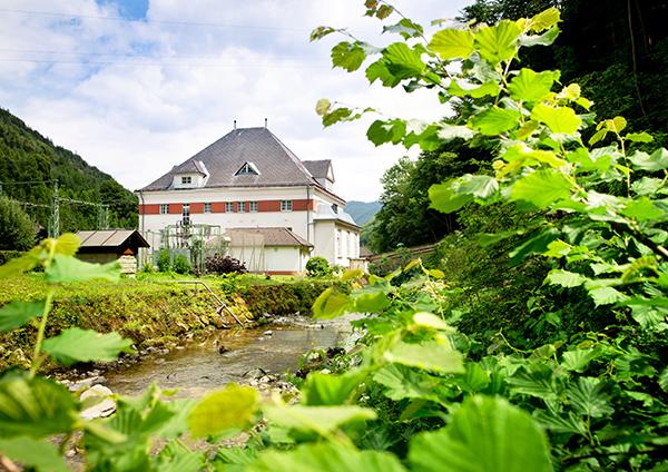 5) Wasserkraft Bildrechte: Ian Ehm/Wien Energie