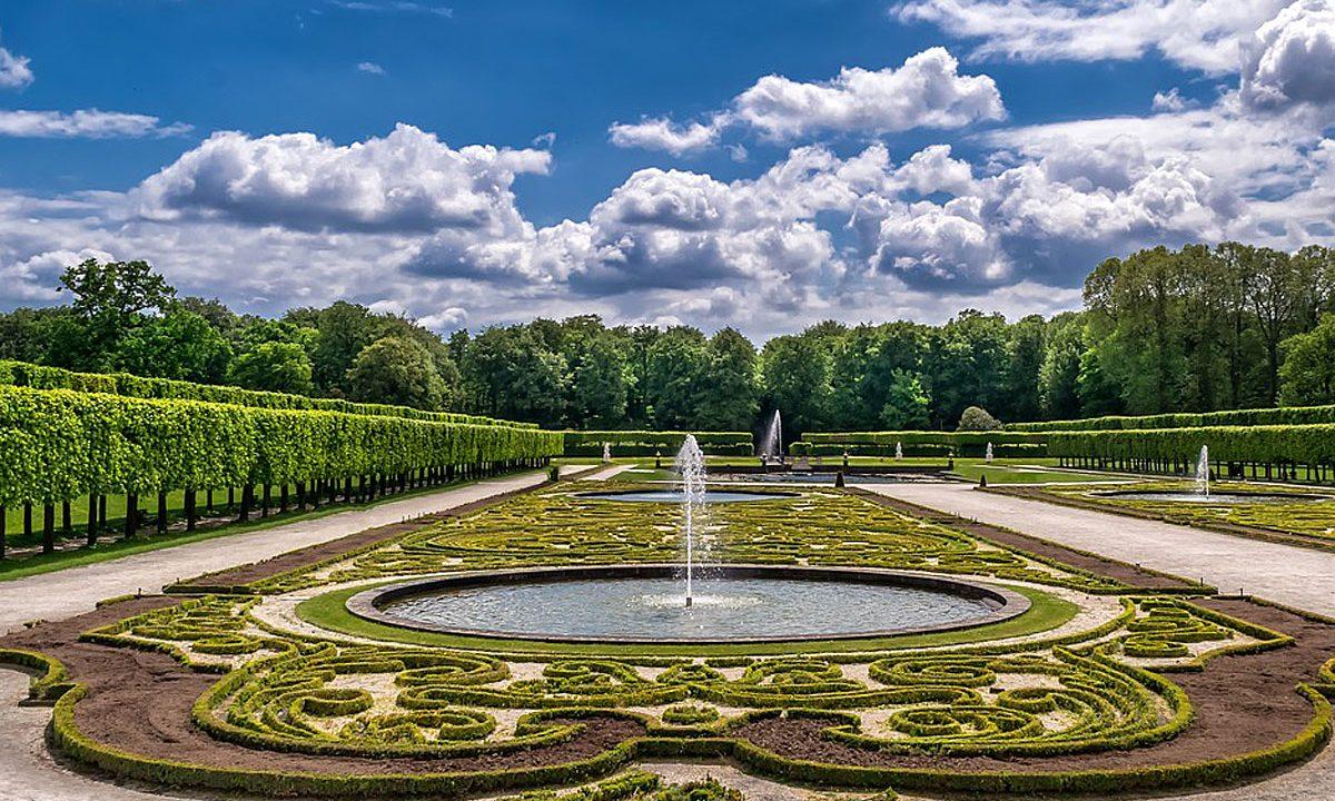 """1. Die Vorstellung vom """"perfekten Garten"""" ändert sich mit der Zeit"""