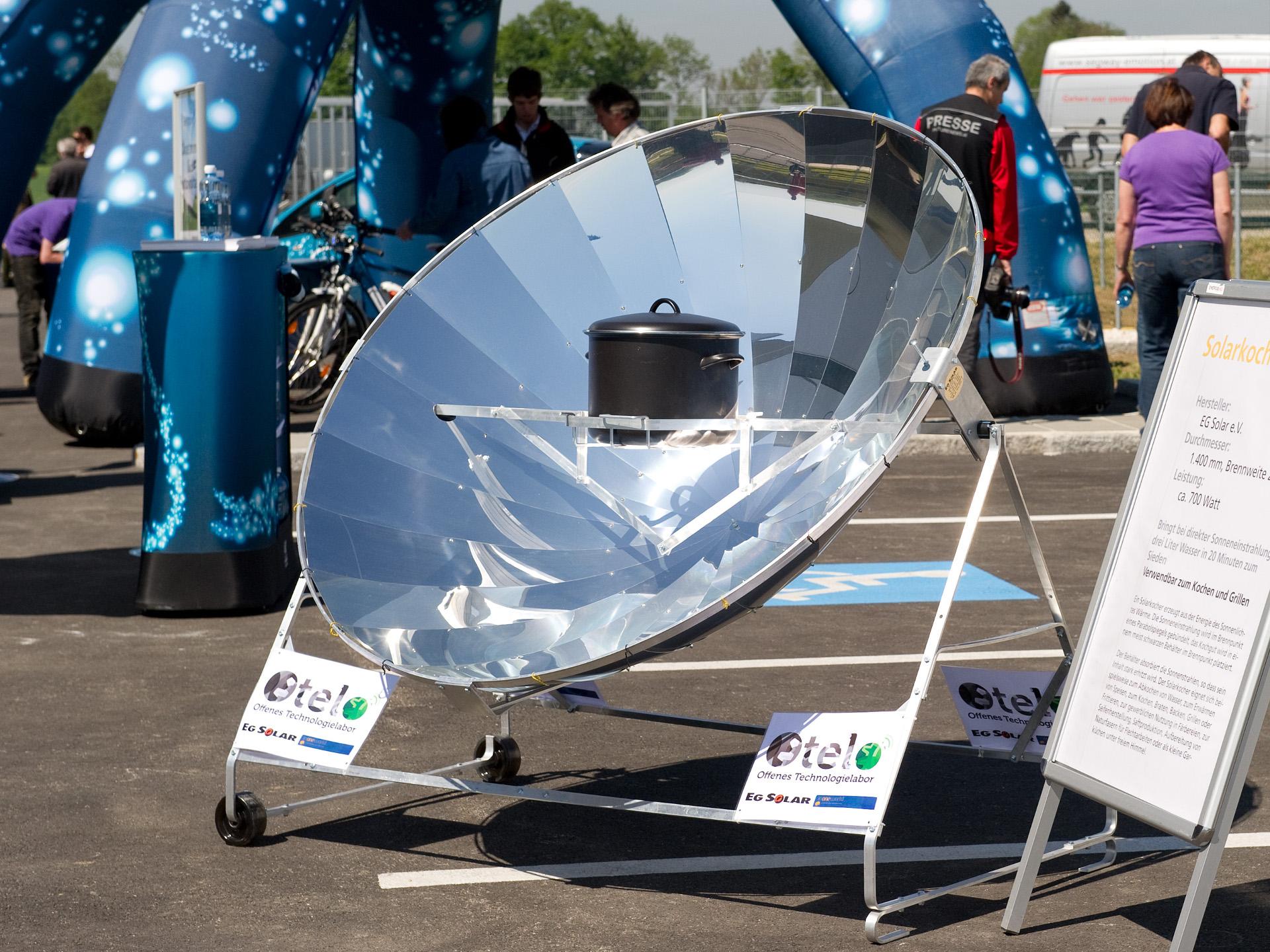 Otelo Solarkocher
