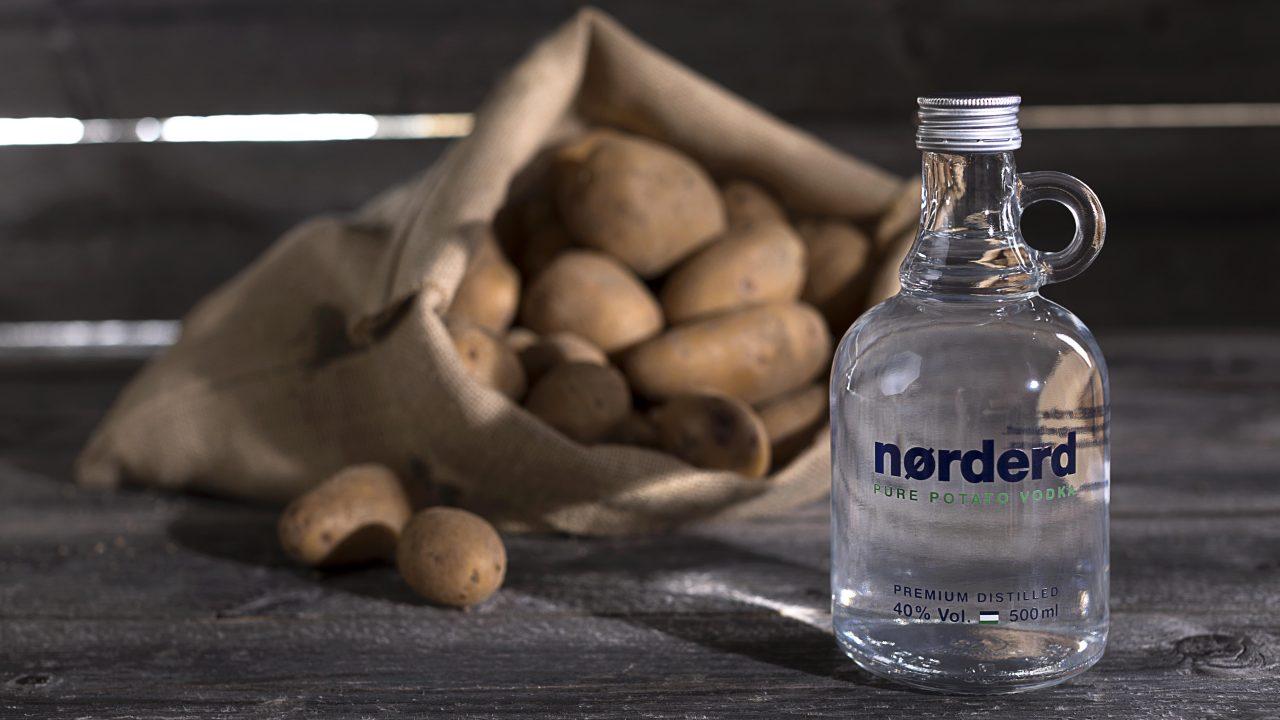 Nørderd Pure Organic Vodka ist ein biologischer Vodka aus dem Waldviertel.