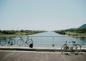 Rund um Wien gibt es eine Vielzahl von bezaubernden Radwegen., Fotocredit: Mira Nograsek
