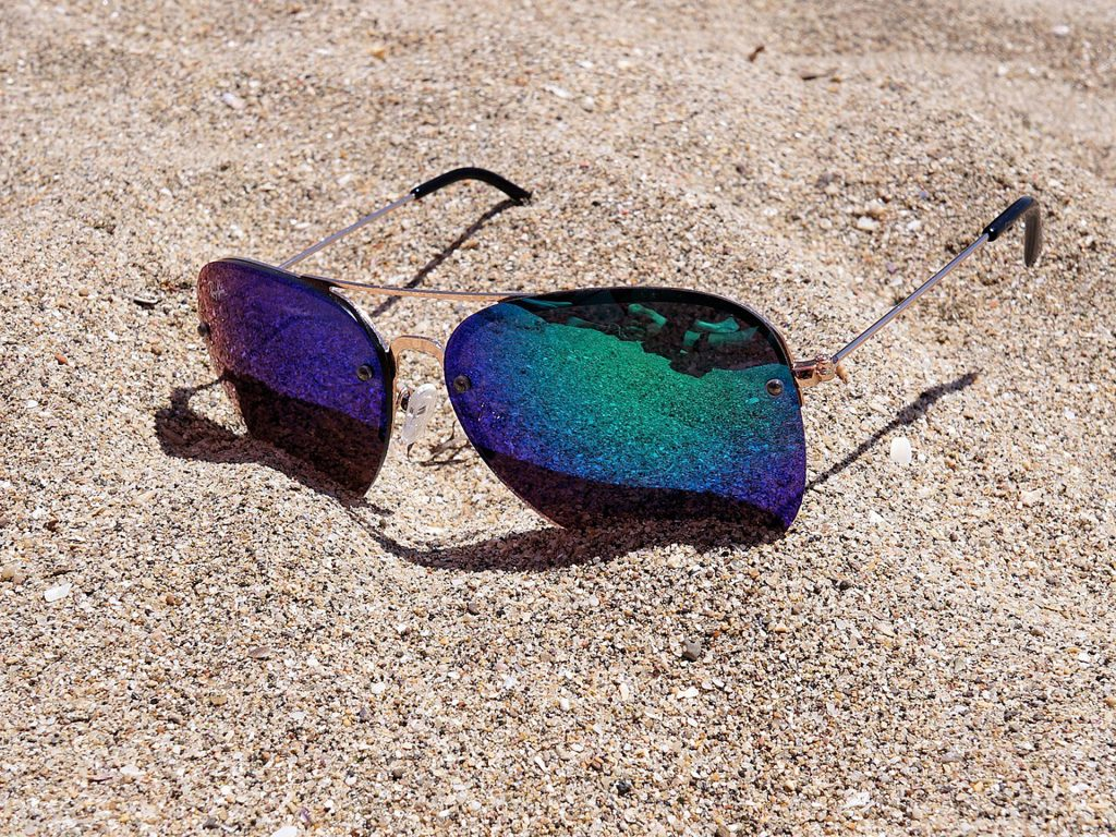 Sonnenbrillen aus Meeresplastik