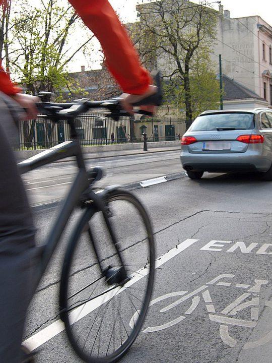 Radfahren und Autofahren muss kein Gegeneinander sein