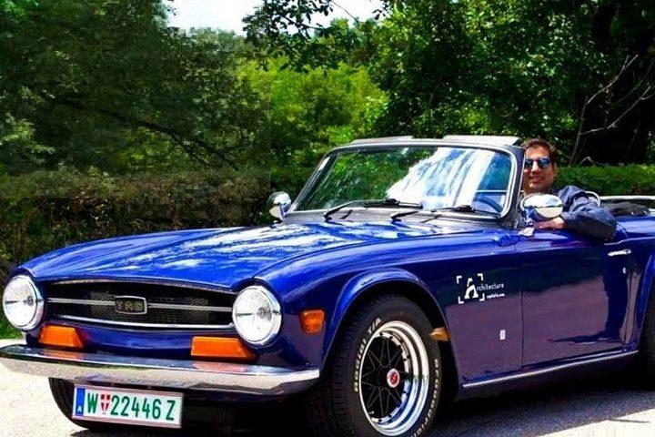 Triumph E-Cabrio Peter Schubert