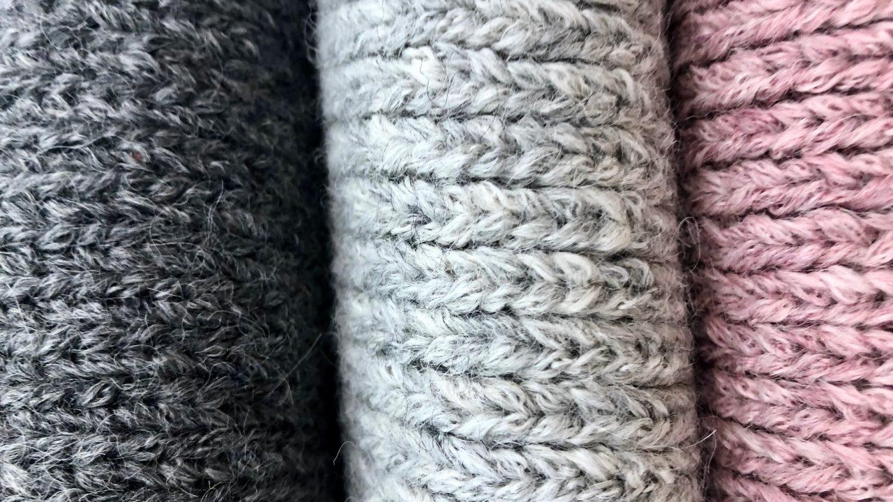 100% Alpaka-Wolle aus den peruanischen Anden. -Fotocredit: Lisa Radda