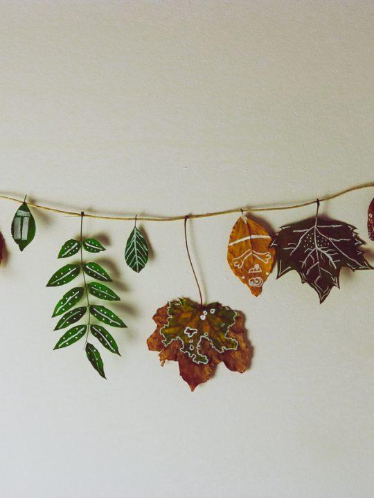 Herbstliches DIY