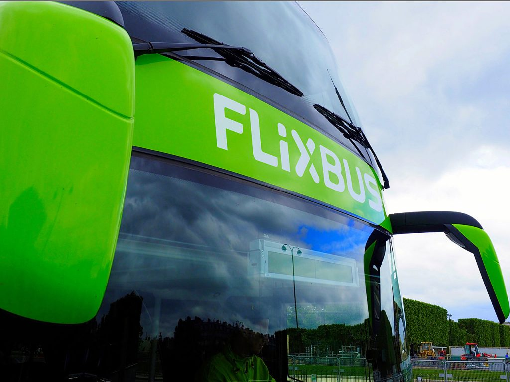 Fotocredit: Flixbus