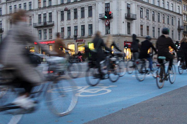 Stadt der Fahrräder - Kopenhagen / Fotocredit: Pia Minixhofer