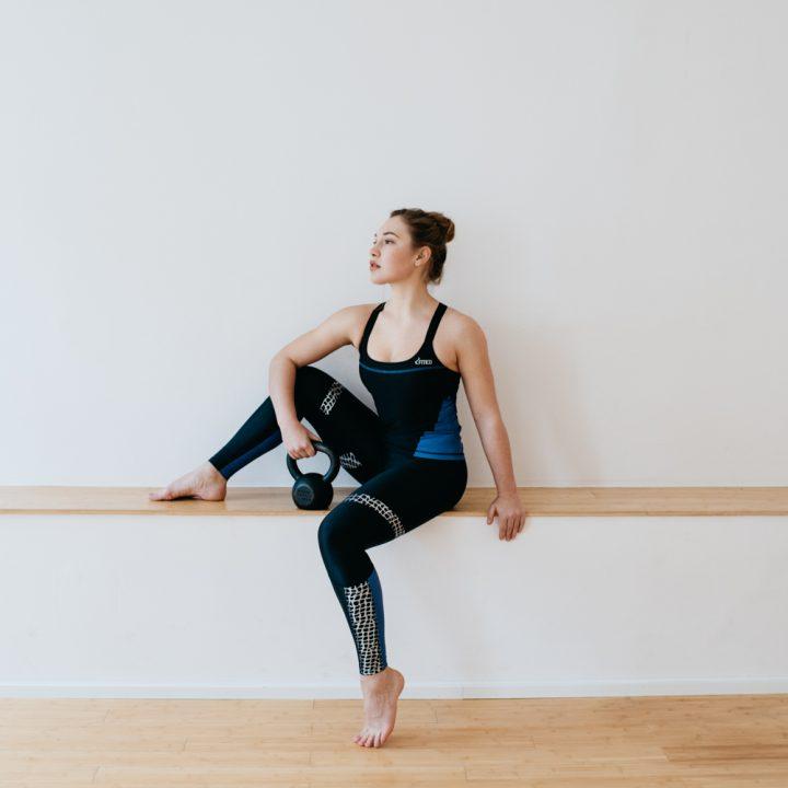 sondern auch fürs Fitnesstraining ... -Fotocredit: Saskia Stolzlechner