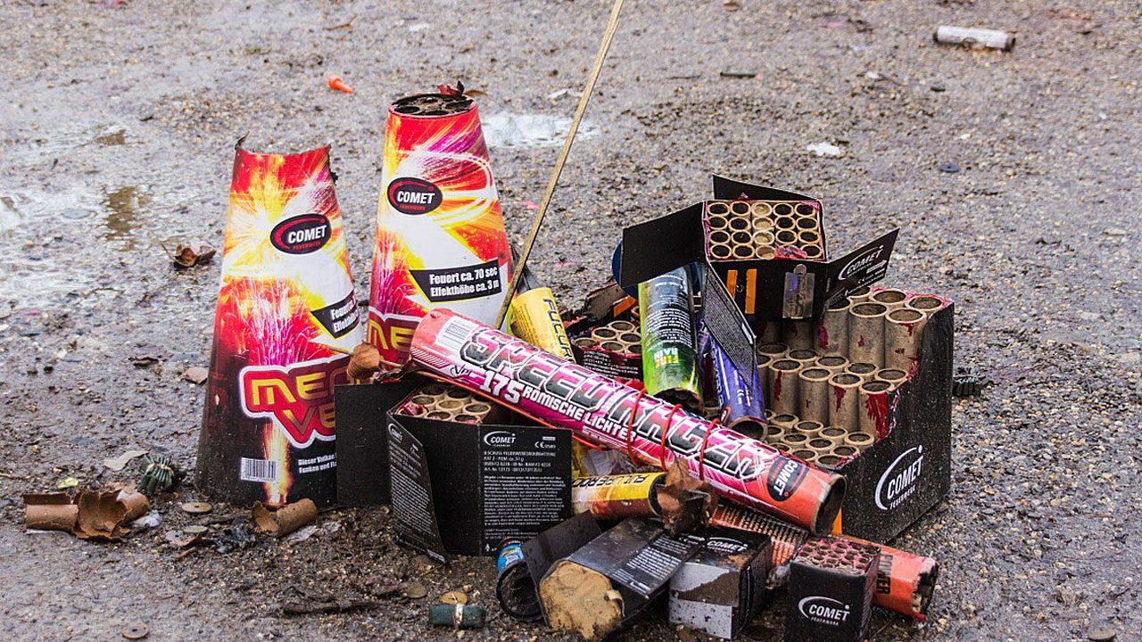 2. Eine oft unterschätze Gefahr: Das Knalltrauma. Die Explosion von Feuerwerkskörpern kann Tinnitus und Gehörverlust verursachen. - Fotocredit: Pixabay/meineresterampe