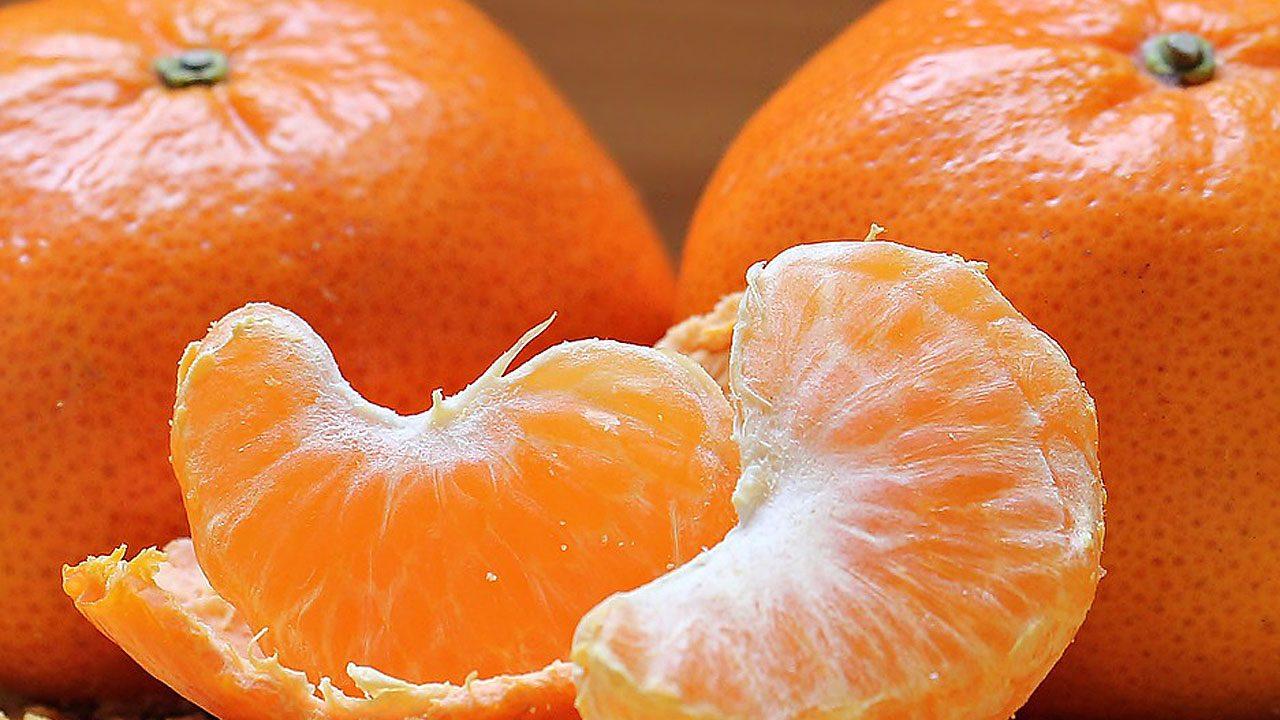 3. Ananas und Kiwi sollte man im Winter vermeiden. Besser: Mandarinen. - Fotocredit: pixabay/pixel2013