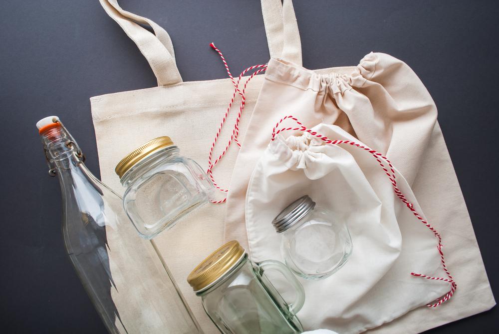 Langsam auf Zero Waste umsteigen; Bildcredit: Shutterstock/ maramorosz