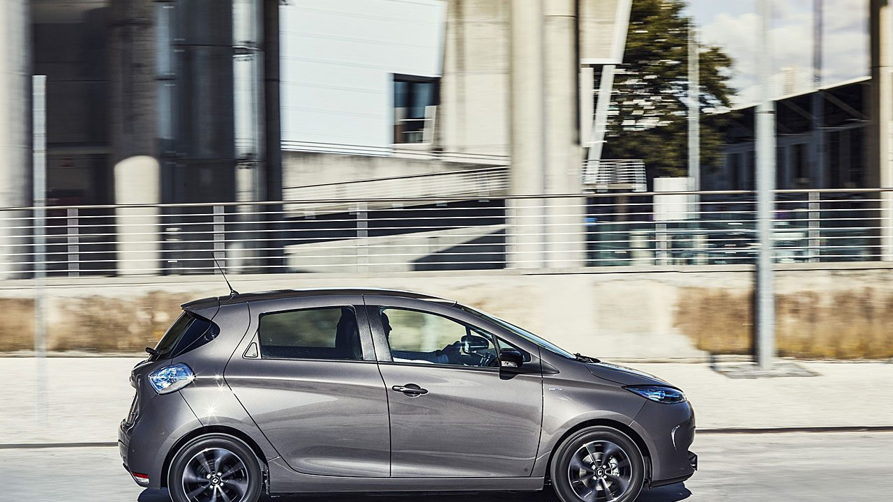 8. Renault ZOE - Fotocredit: Renault