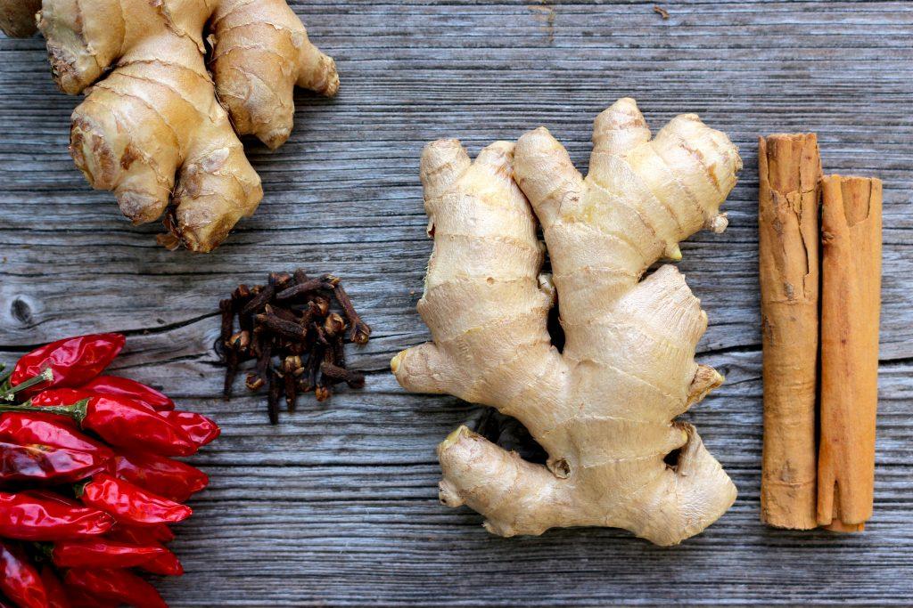 Ingwer, Chili & Co. sind eine Wohltat in der kalten Jahreszeit. - Fotocredit: Valerie Jarolim