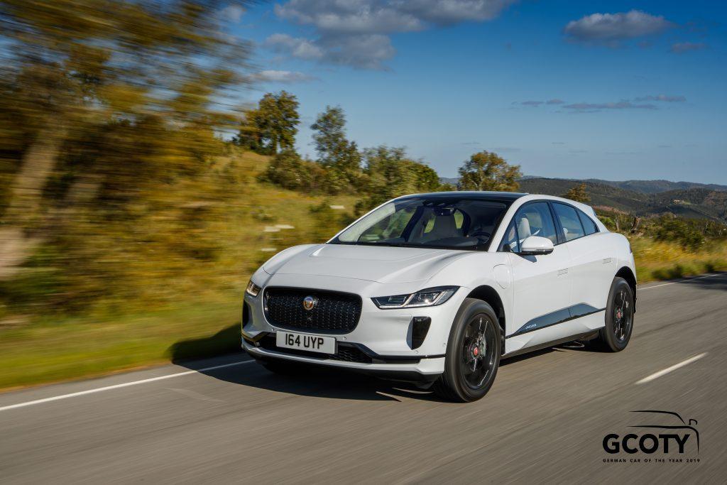 """Das vollelektrische Modell """"I-Pace"""" von Jaguar Land Rover wird in Graz gebaut. – Foto: © JAGUAR"""