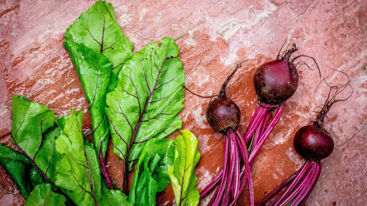 Rote Rüben versorgenuns im Winter mit Vitamin C, Eisen, Folsäure, Magnesium, Kalium und Kalzium. Foto: Monika Grabkowska, Unsplash