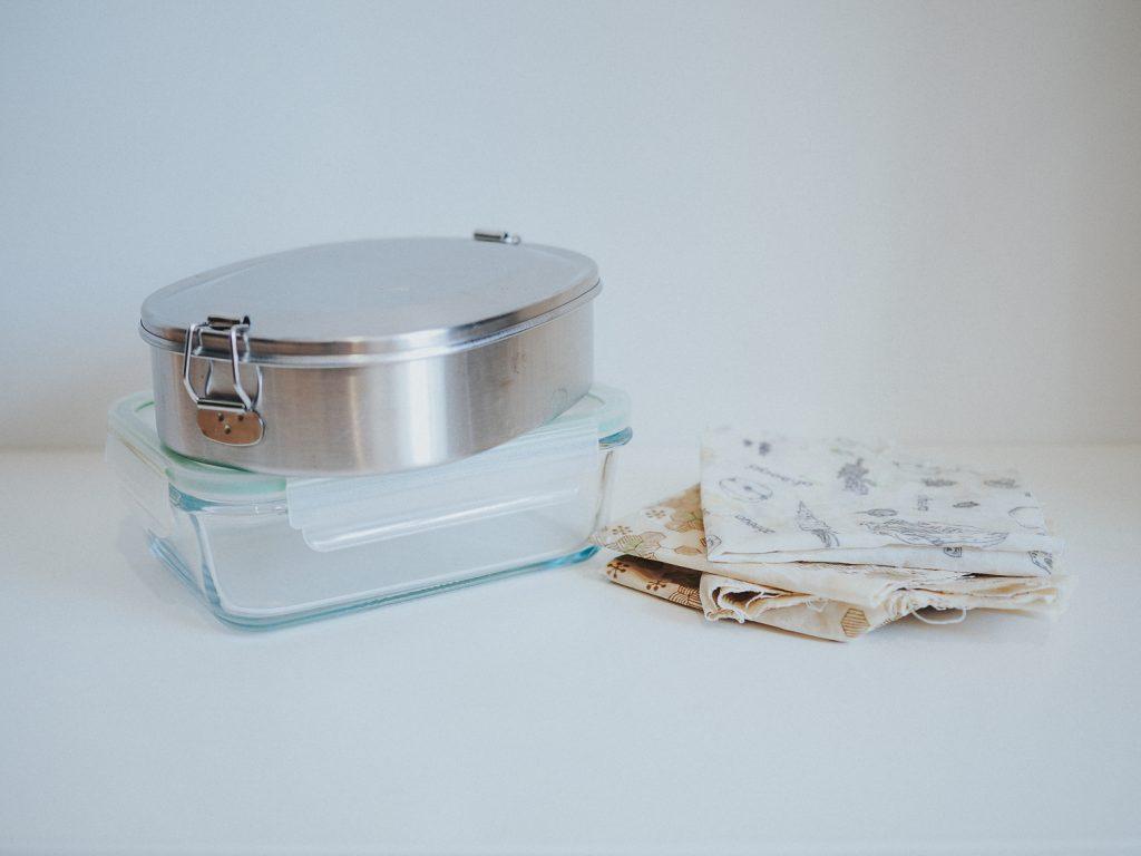 Fotocredit: Mira Nograsek // Bereite deine eigene Jause zuhause vor und spare unnötigen Plastikmüll!