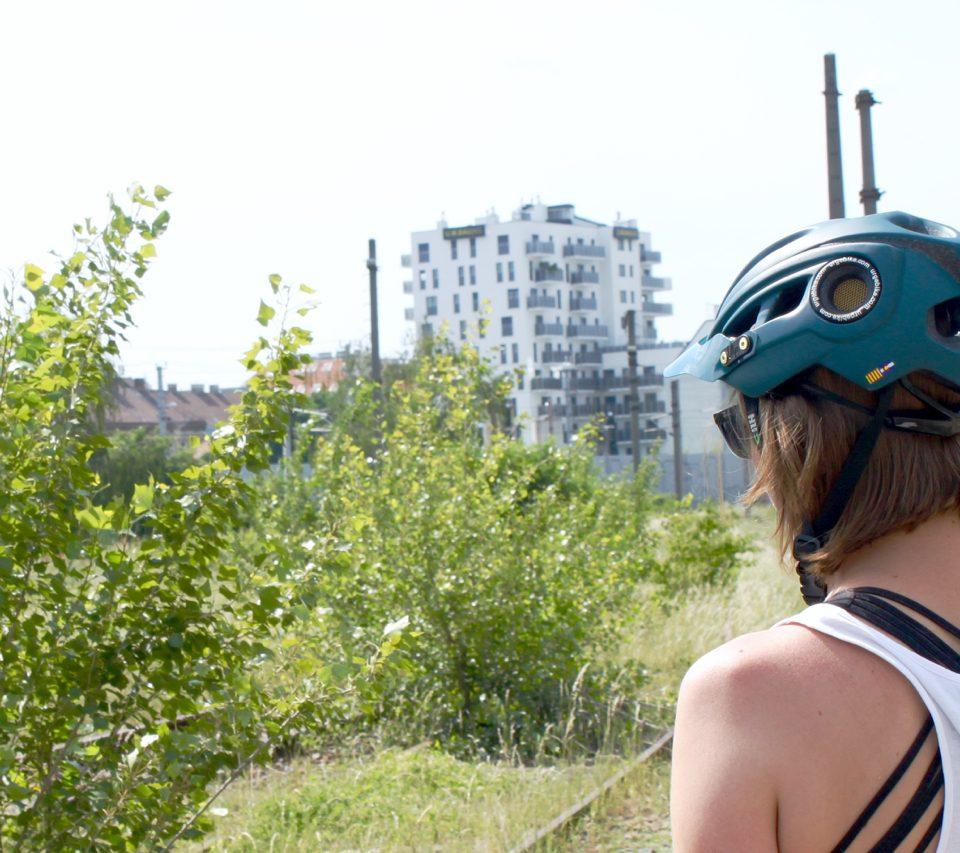 Gibt es nachhaltige Fahrradhelme? / Fotocredits: Viola Minixhofer