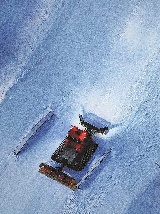 Snow Farming