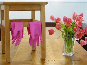 Ein paar Tipps für einen gründlichen Frühjahrsputz. Fotocredit: Pixabay/StephanieAlberg