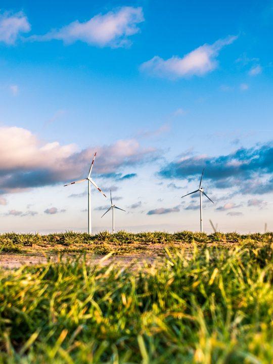 Windkraft hat großen Anteil an Strom aus erneuerbaren Quellen – Foto: © pixabay.com