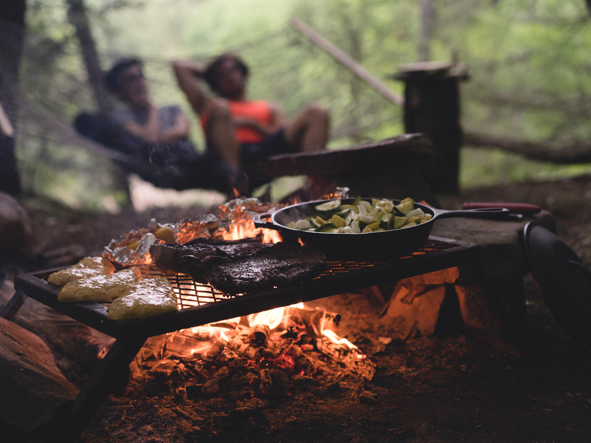 Grillen, Fotocredit: Myles Tan auf Unsplash