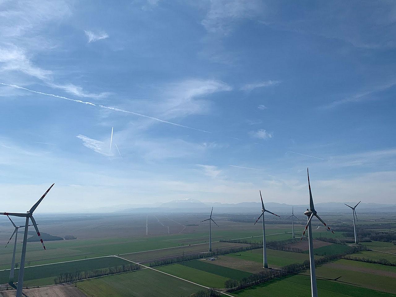 Windkraftanlage  Fotocredit: Energieleben Redaktion
