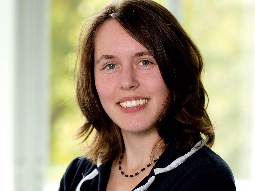 Dr. Katharina Bastl - Fotocredit: MedUni Wien