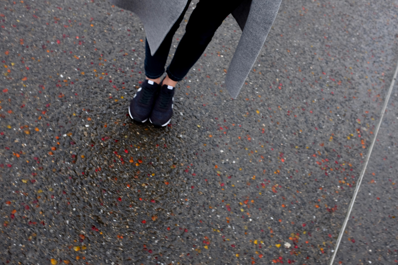 Die Firma Veja produziert nachhaltige Schuhe. -Fotocredits: Lisa Radda
