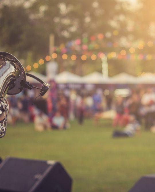 Jazz Musiker, Fotocredit: shutterstock/13_Phunkod