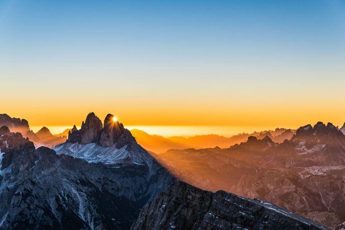 Auch Österreichs Alpen sind auf die Unterstützung von Freiwilligen angewiesen. Besonders Hütten- und Wegpflege sind wichtige Aufgabenbereiche. -Fotocredits: Jan Kusstatscher, Alpenverein