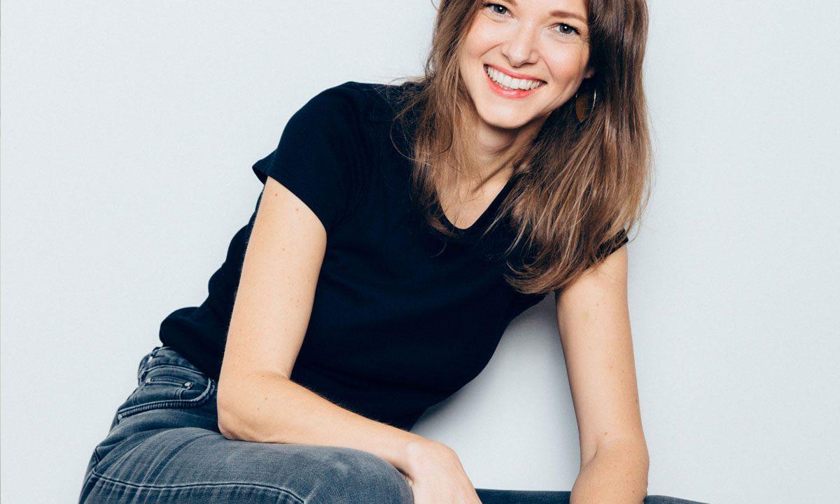 Die Frau hinter dem Label ist Barbara Gölles. Sie führt das Label als One-woman Show. -Fotocredits: Irina Gavrich