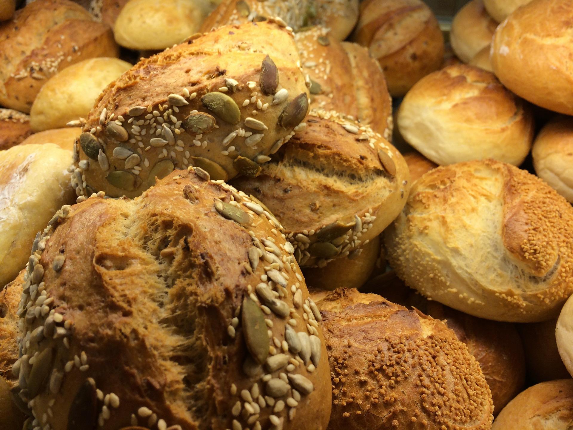 Speziell Brot und Gebäck wird sehr viel entsorgt und somit gerettet. - Photocredit: pixabay.com/juttazeisset