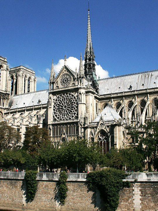 Notre-Dame - Fotocredit: Pixabay/139904
