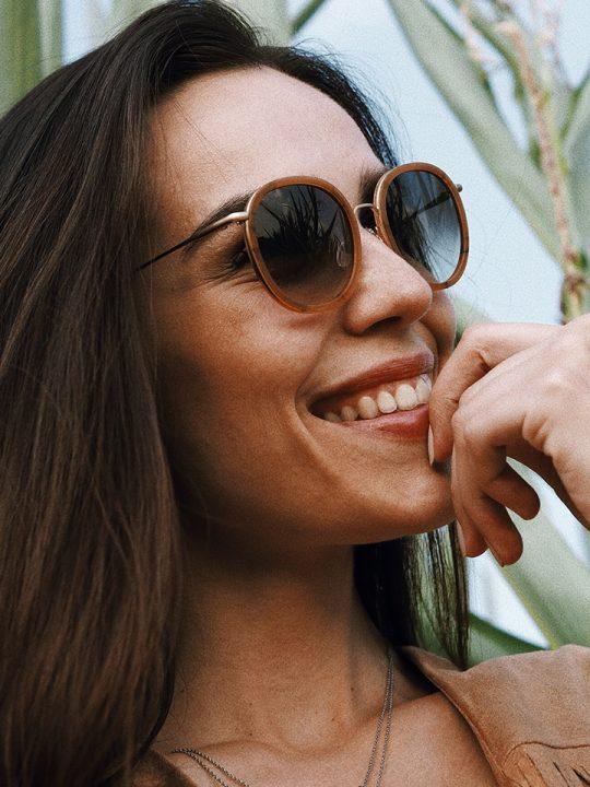 Der ökologische Fußabdruck wird bei der Herstellung von Kerbholz-Brillen möglichst klein gehalten. -Fotocredits: Kerbholz
