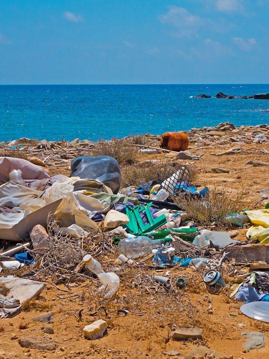 Plastikmüll ist und bleibt ein unfassbares Umweltproblem – Foto: © adege / pixabay.com