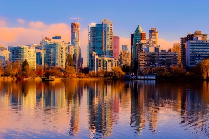 Die kanadische Stadt Vancouver hat sich ambitionierte Nachhaltigkeitsziele gesteckt – Foto: pixabay.com