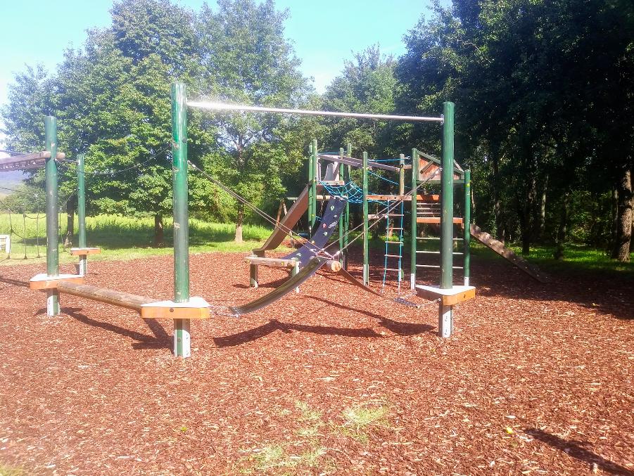 Auch für die Kids ist ausreichend gesorgt auf der Insel. Spielplätze sorgen auch bei den Kleinen für Spaß.