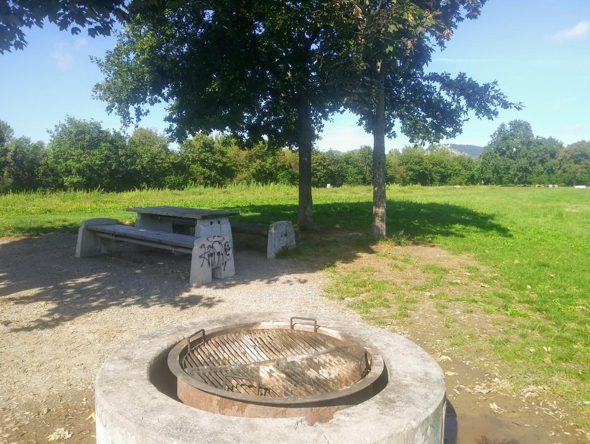 Die offiziellen Grillplätze der Stadt laden ein, es sich mit Freunden und köstlichem Grillgut auf der Donauinsel gemütlich zu machen.