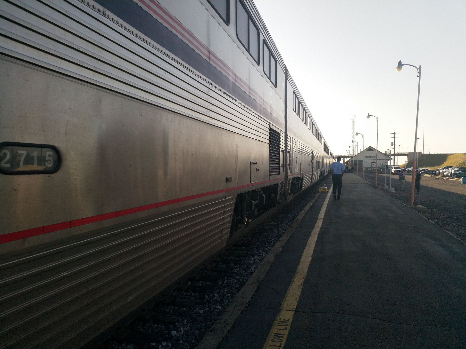 Die Züge sind großteils etwas älter, aber dennoch sehr robust und gut erhalten. - Photocredit: Elisabeth Demeter