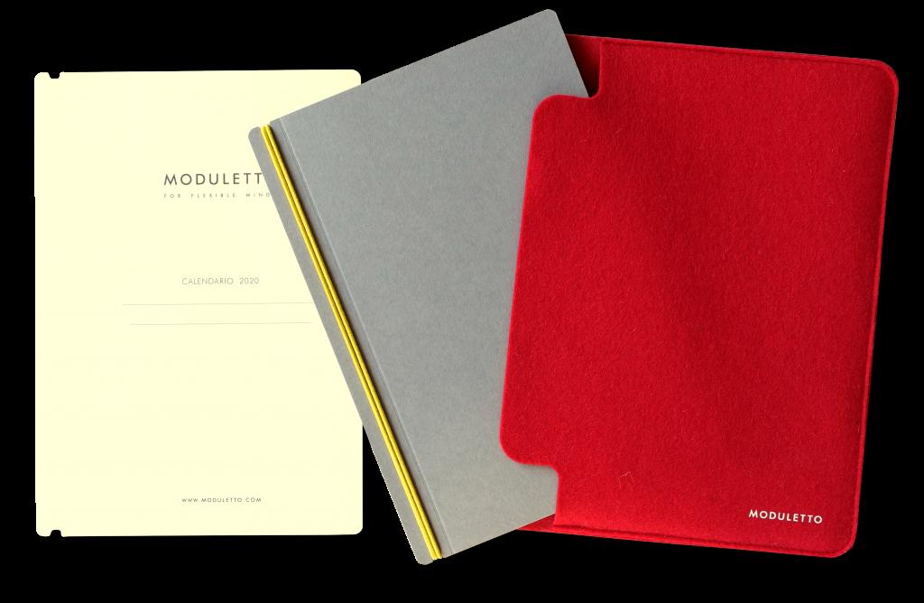 Mit Moduletto sorgst du für die perfekte Ordnung in deinen Notizen. Fotocredit: Moduletto
