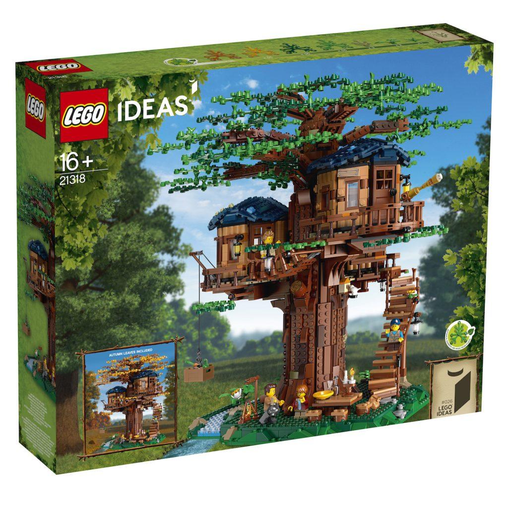 Das Set besteht aus 3.036 Teilen und ist der Traum für jeden Lego Fan. Fotocredit: LEGO Group