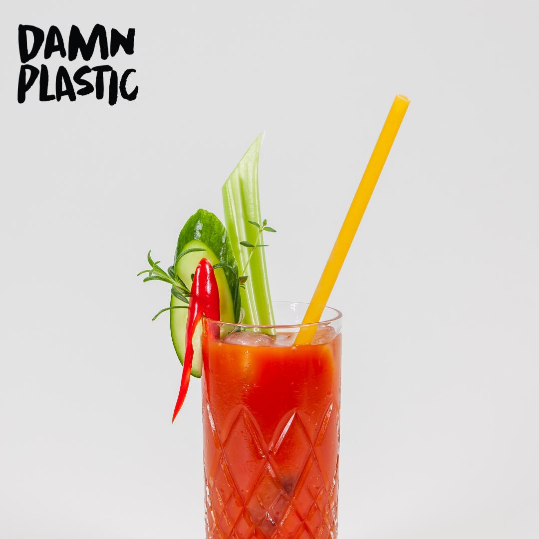 Die zwei jungen Frauen von Damn Plastic haben sich vorgenommen, die Eventszene nachhaltiger zu machen. -Fotocredits: Damn Plastic