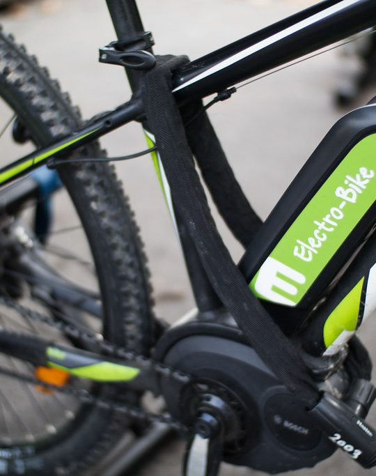 Der Akku des E-Bikes / Fotocredit: flickr/Ivan Radic
