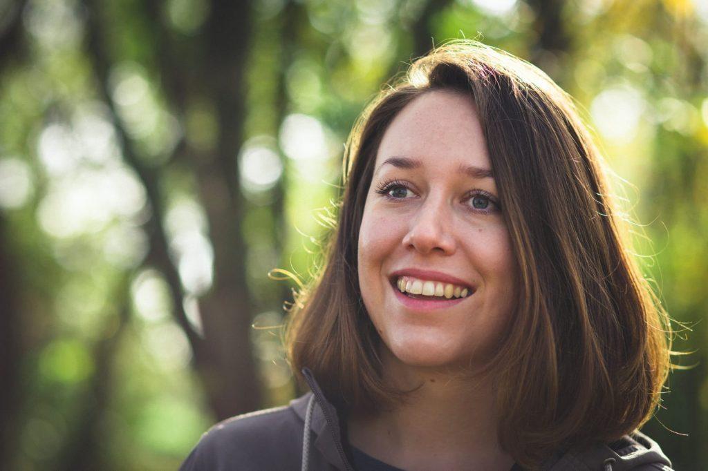 Elisa Maier ist Detoxing-Profi, wenn es um unsere Natur geht – Foto: © Simone Hart