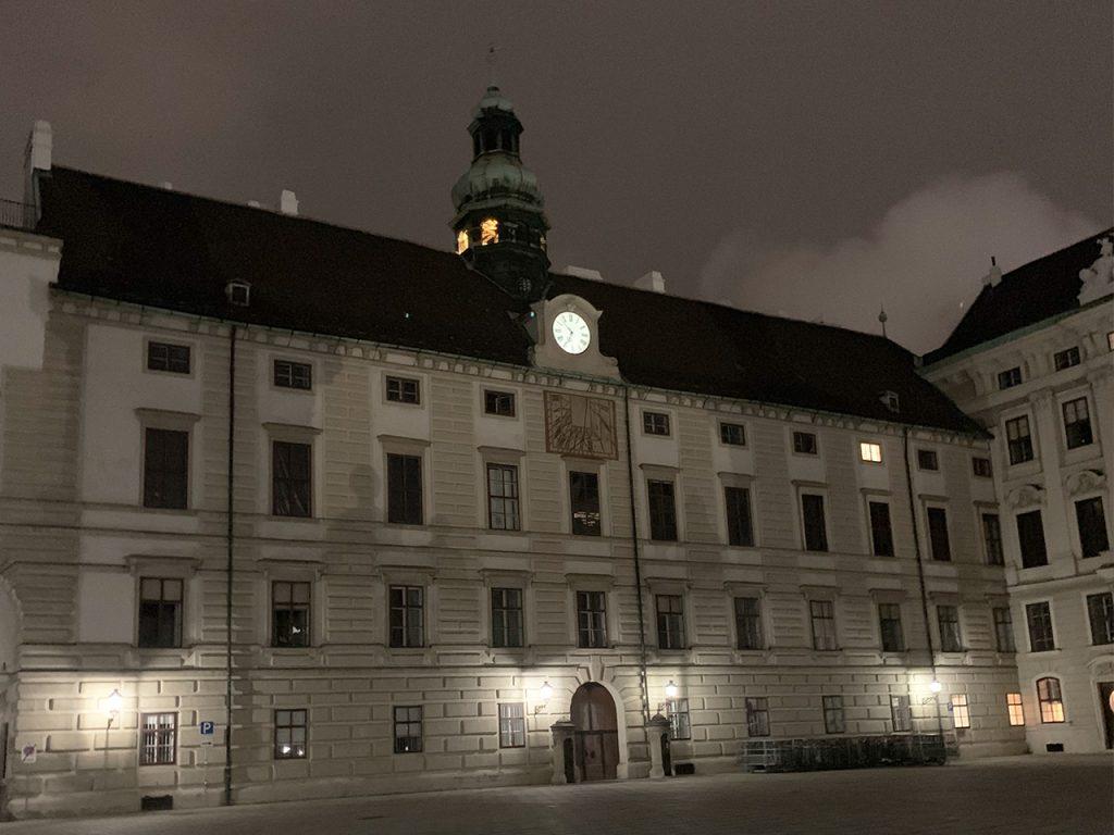 Gruselstimmung bei der Amalienburg. Fotocredit: Energieleben Redaktion
